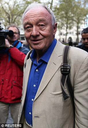 Despite having been close to Ken Livingstone called for him to be thrown out of Labour for anti-Semitism