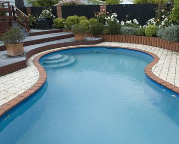 Outdoor Swimming Pool Ideas : ifinterior, a Daily Source for ...