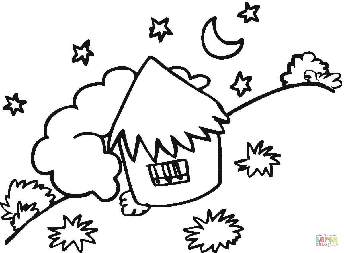 Kleine Hütte