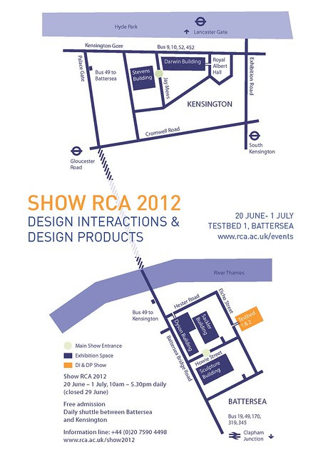 Degree Show 2012