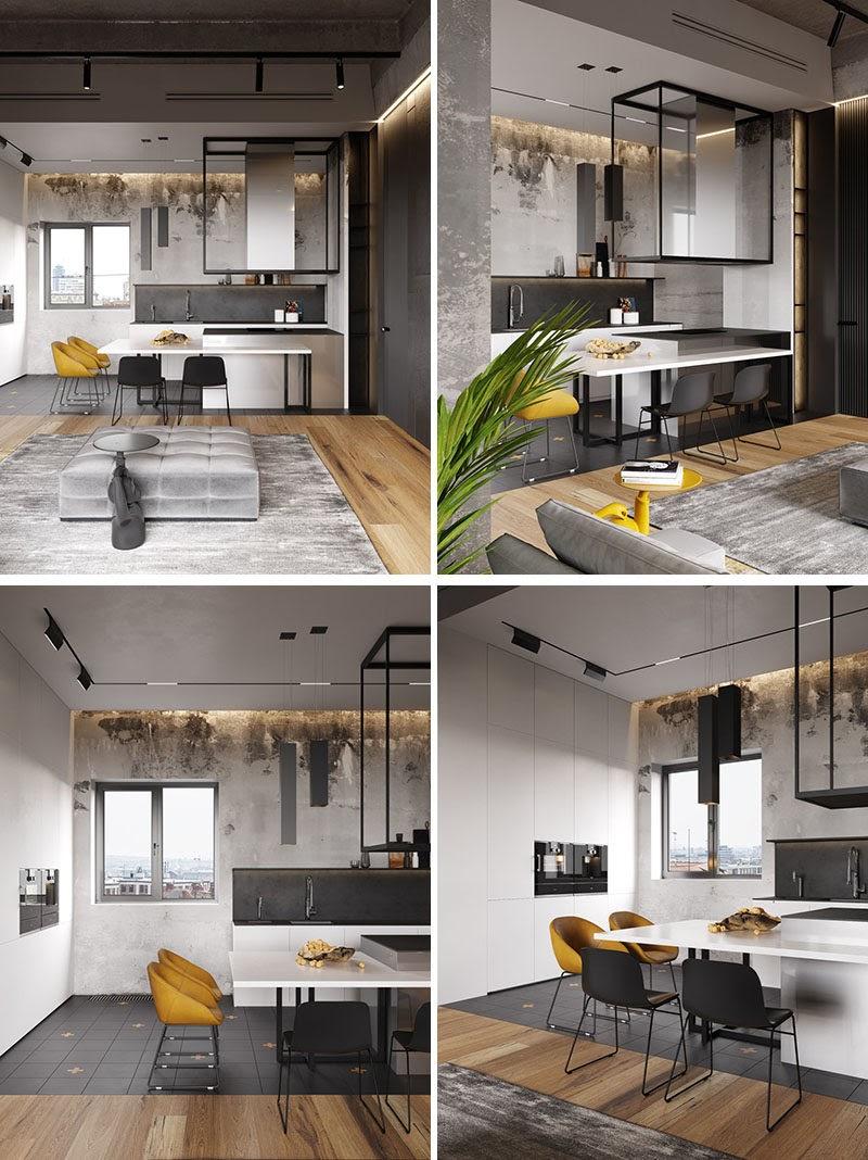 Get Inspired For Modern Loft Bedroom Design Ideas images