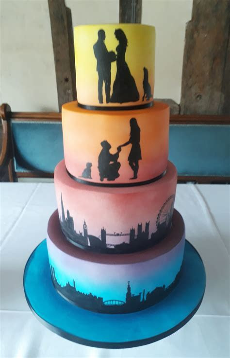 Wedding Cakes Rugby   Cakes Fabulous Cakes
