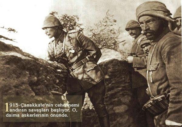 çanakkale Savaşı Resimleri