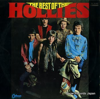 HOLLIES, THE best of, the