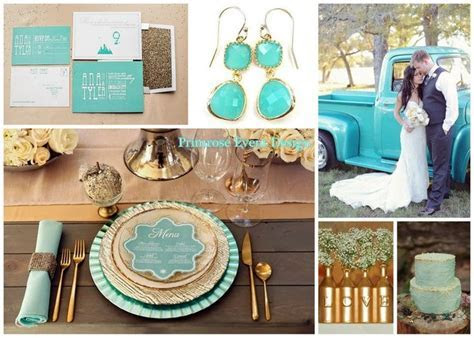 turquoise and gold wedding   Google Search   Decoration