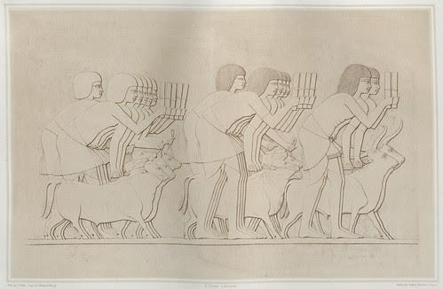 Histoire de l'art égyptien by Prisse D'Avennes, 1878 m