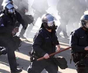 Más de 400 detenidos este fin de semana