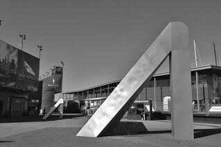 America's Cup Park - Sculpture