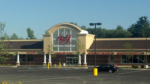 Franklin, MA: Big Y