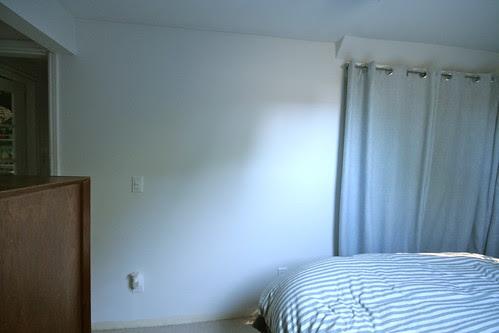 Master Bedroom - July 2011