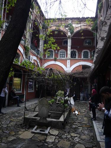 Bazaar Courtyard