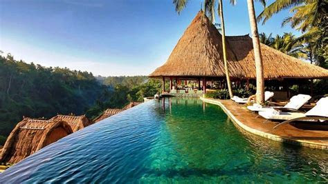 Honeymoon Destination   Bali   The Plunge