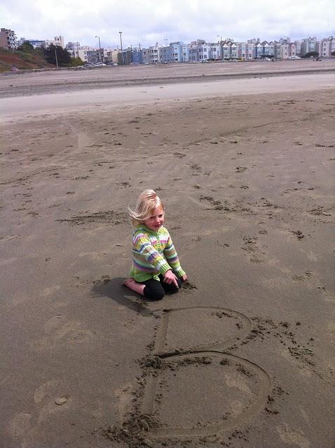 San Francisco - Ocean beach