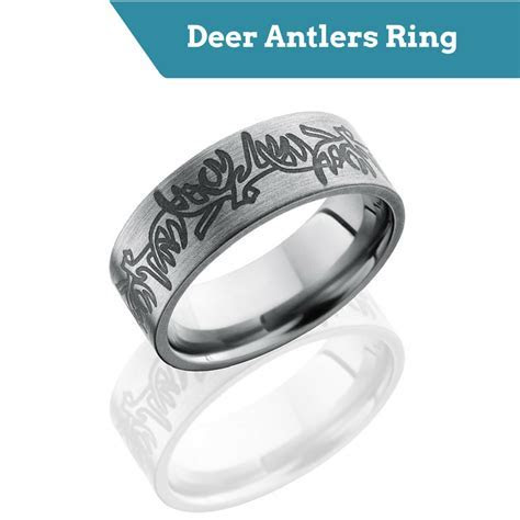 Top Deer Hunter Wedding Bands for Men   CAMOKIX