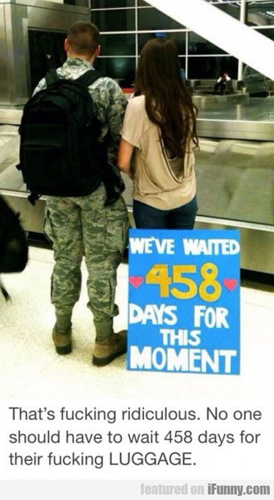 We Waited 458 Days For This Moment...