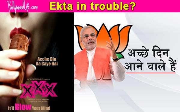 Will Prime Minister Narendra Modi ban Ekta Kapoor's XXX ...
