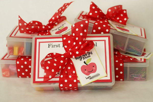 first day teachers kits