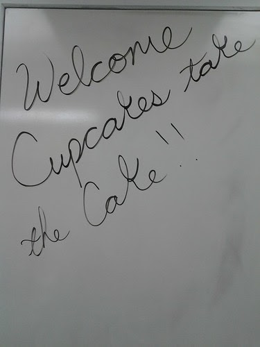 Welcome Cupcakes Take The Cake