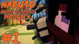 Minecraft Naruto Modpack - Muat Turun 6