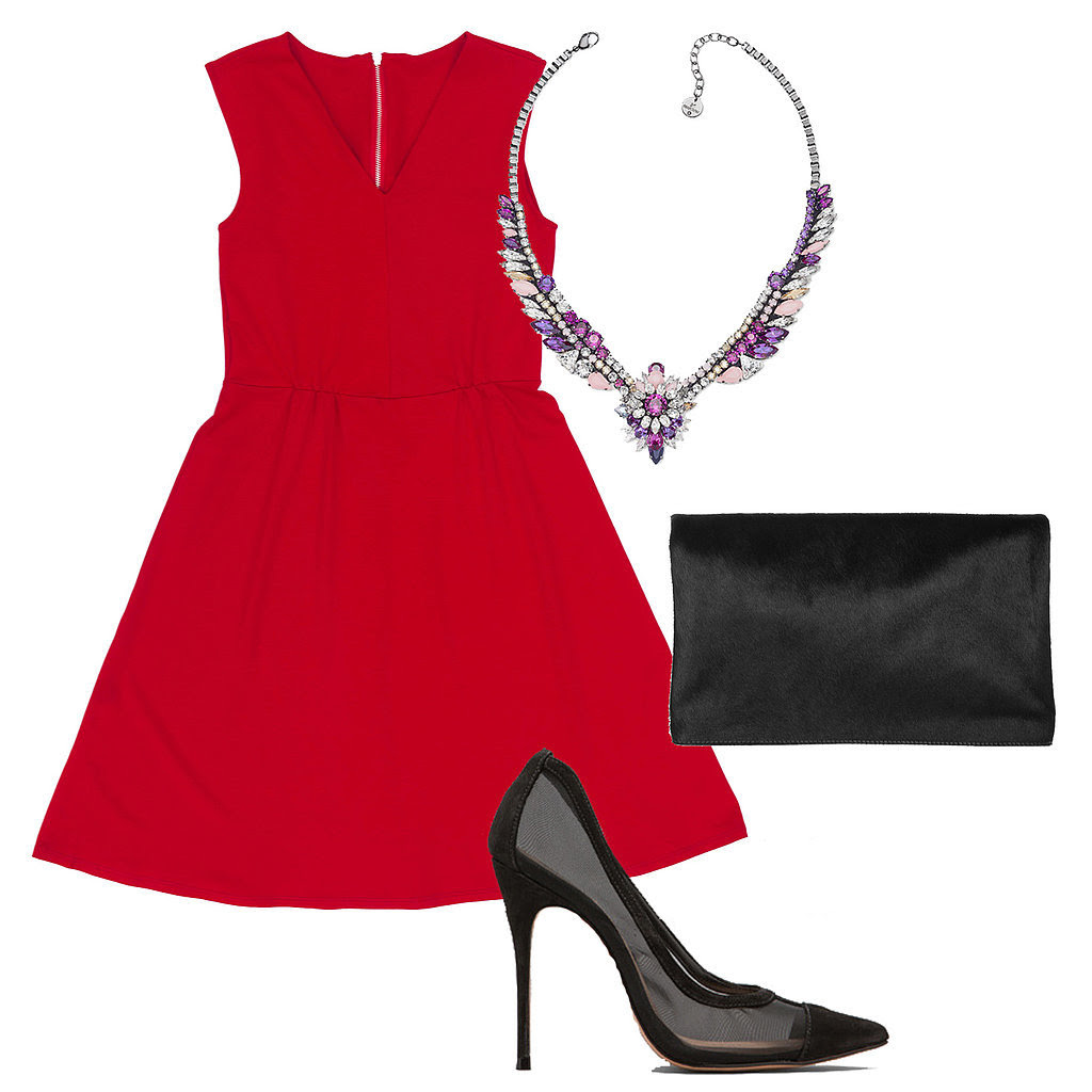 valentine's day outfits  popsugar fashion