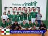 Equipe masculina cadete de Vinhedo vence na Liga Estadual de handebol