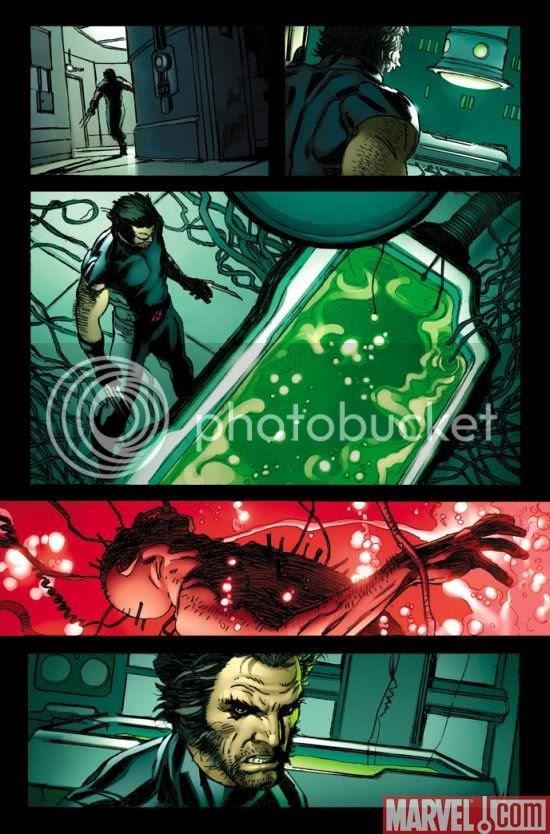 Wolverine Weapow X