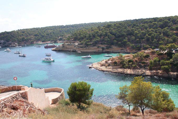 Cala Vells, Mallorca, Traumbucht