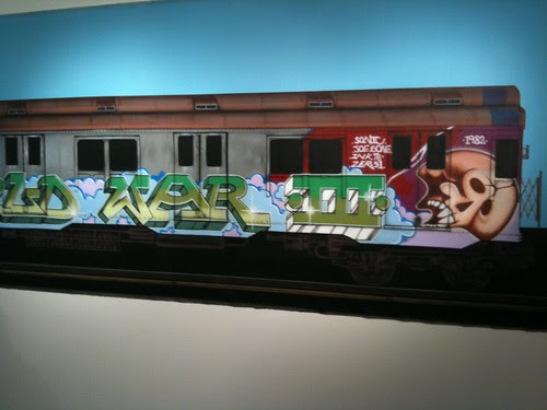 Graffiti show @ the Benrimon Gallery