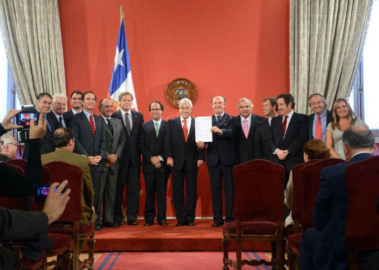 Parlamento Chileno Congreso de Chile