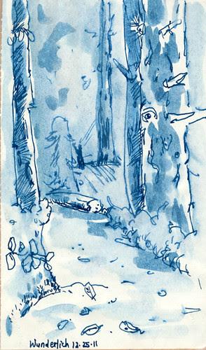 December 2011: Wunderlich Park by apple-pine