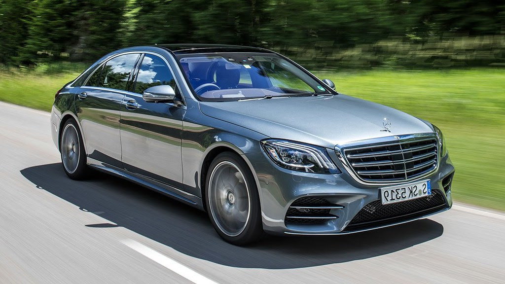 Mercedes Benz S CLASS 2018 Price in Pakistan, Review, Full ...