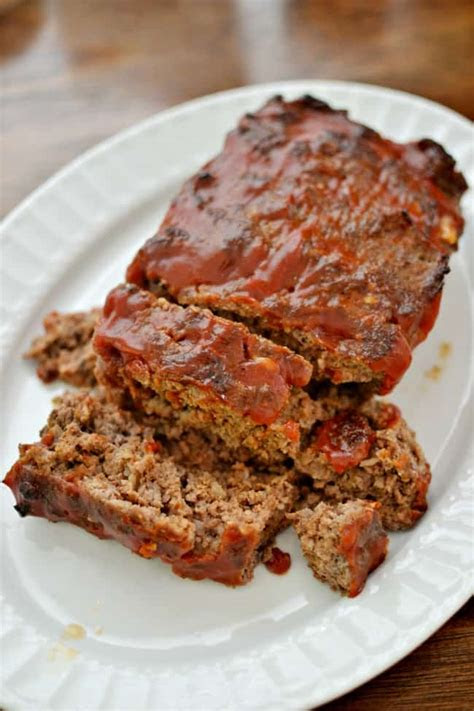 easy meatloaf recipe  southern style   simple