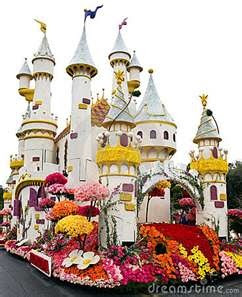 New Year's Day Rose Bowl Parade - Always watched this on TV with my parents. Beautiful!!