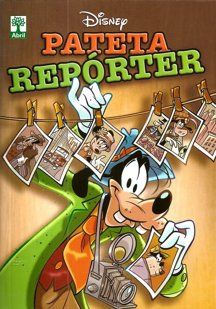 Pateta Repórter