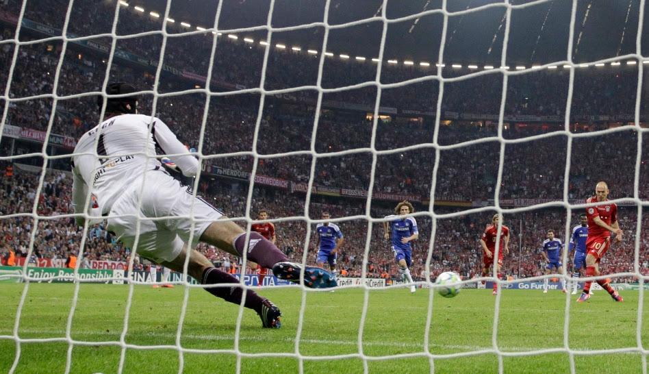 Bayern Múnich, Chelsea FC, Champions League