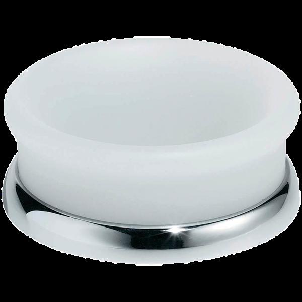 Lupara Bathroom Accessory Free Standing Soap Dish Borhn Borhncom