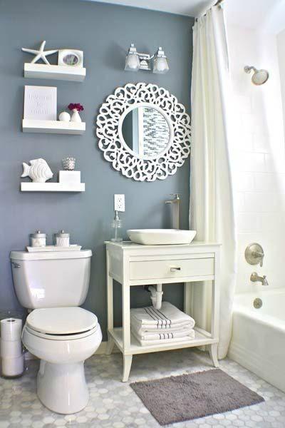 Tiny Bathroom Ideas Paint