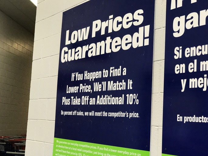 Home depot price match lowes