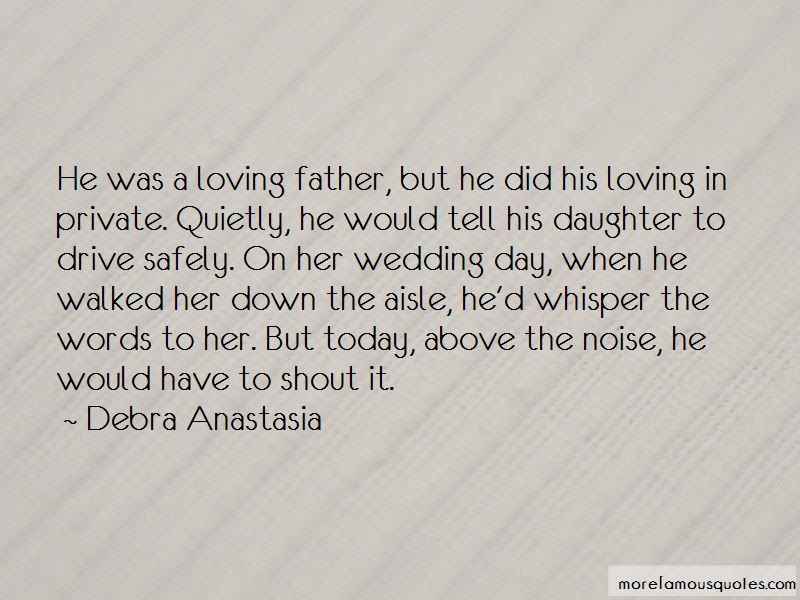 Quotes About Father And Daughter Wedding Top 4 Father And Daughter