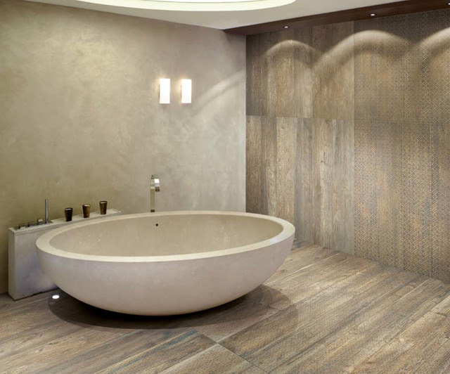 Wood Look Porcelain Tiles from Refin at Royal Stone & Tile in Los ...