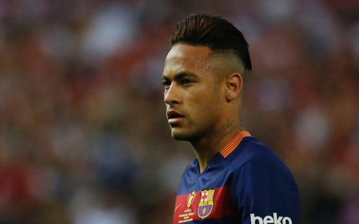 Neymar Signs 5year Contract Extension With Barcelona ...