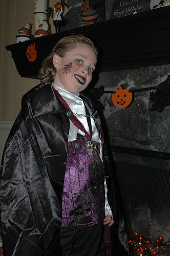 spook - night