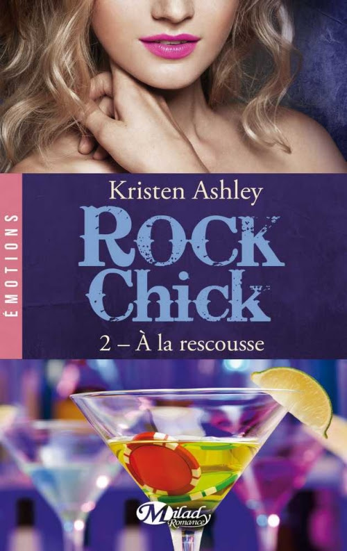 Couverture Rock Chick, tome 2 : A la rescousse