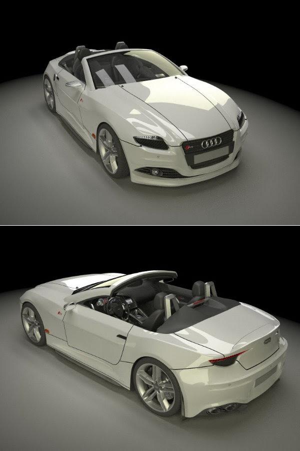 Audi RS Roadster by Aldo Schurmann