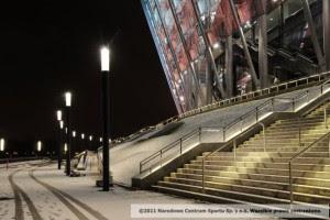 Stadion Narodowy может не увидеть матч Легия - Висла