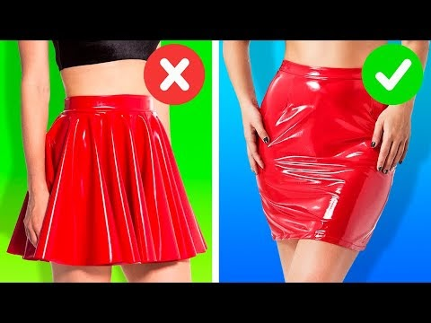 26 FASHION HACKS AND TIPS YOU NEED TO KNOW