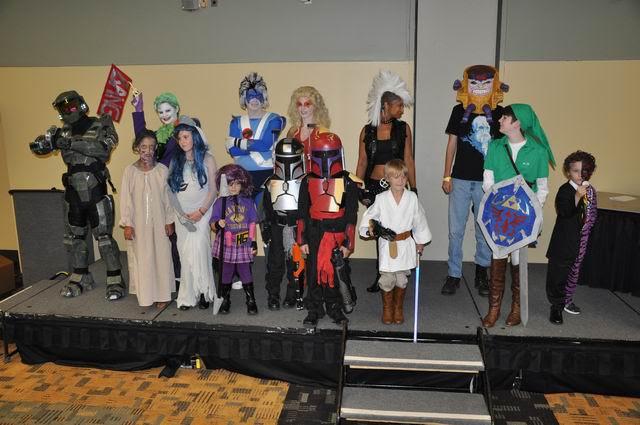 BCC Costume Contest 2011-2