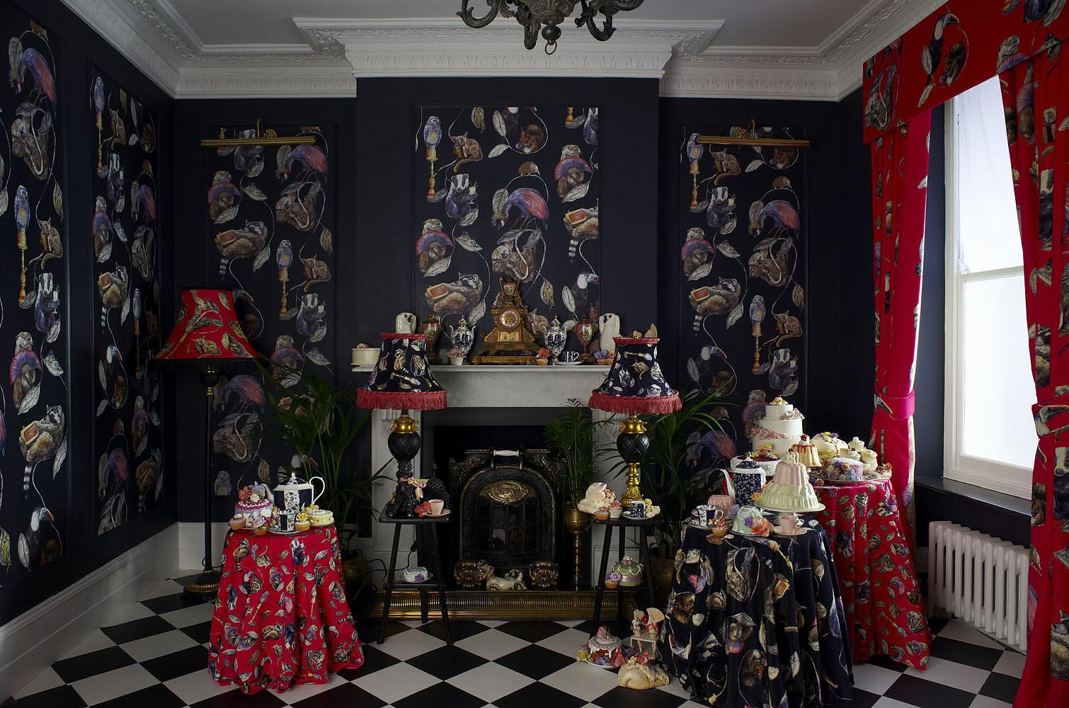 Suzanne Beirne  House of Hackney - Suzanne Beirne