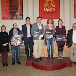 Les Noëls de l'Art sont exposés à l'Opéra