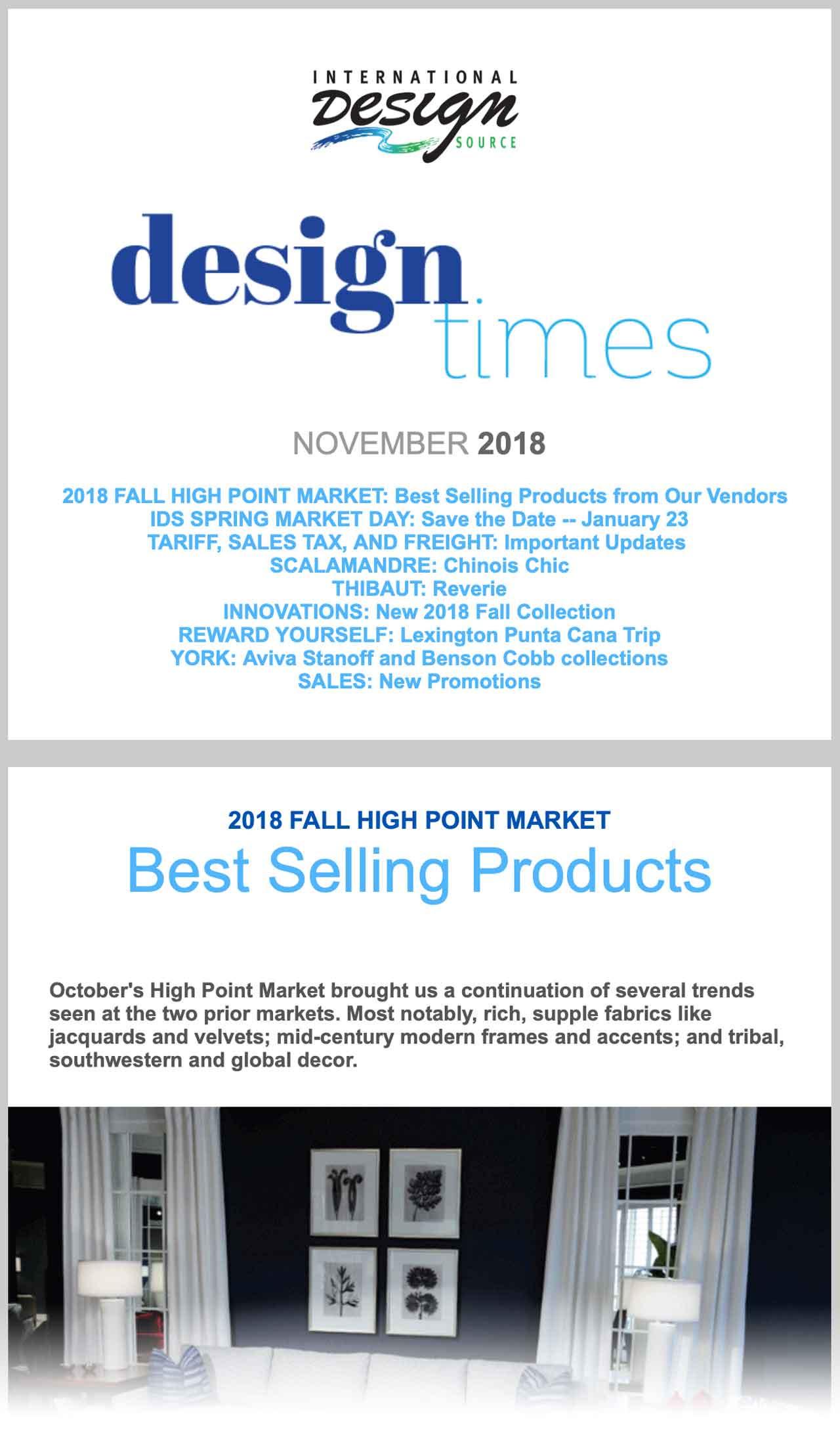 Design Times Enews International Design Source